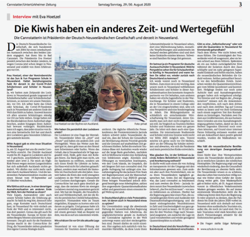 Interview mit Eva Hötzel