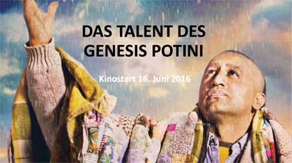 Das Talent des Genesis Potini Cover